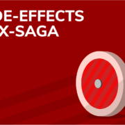 Side effects with redux saga - title image