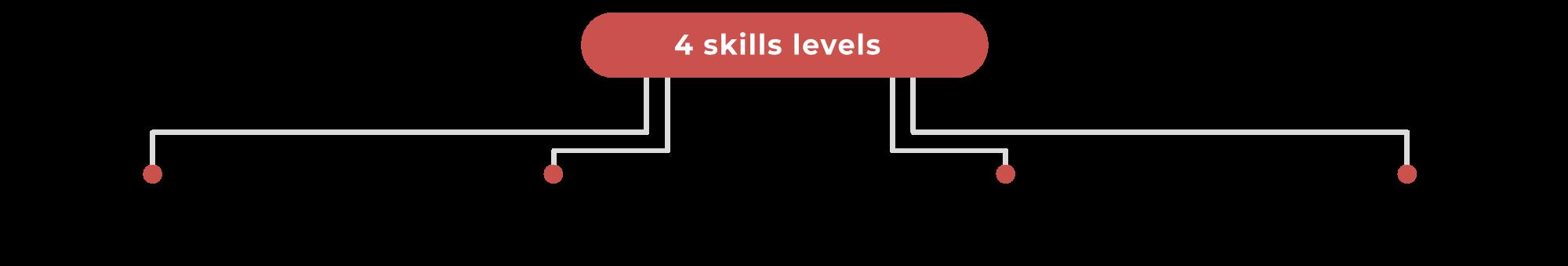 Scala developer skills levels