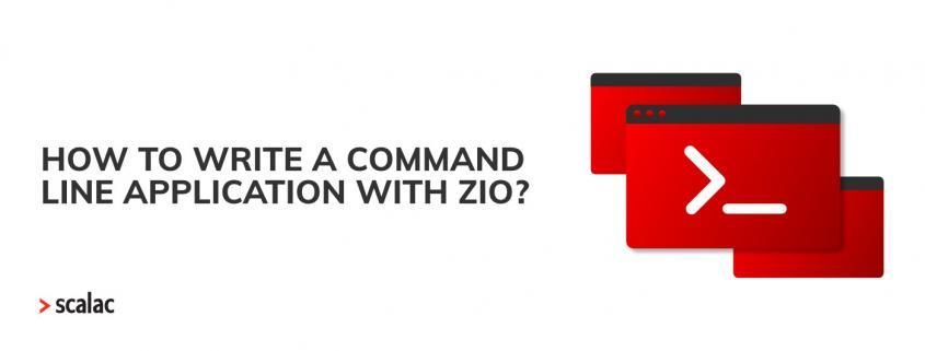 Command-line application with ZIO