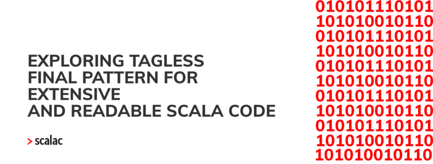Tagless Final Pattern Scala