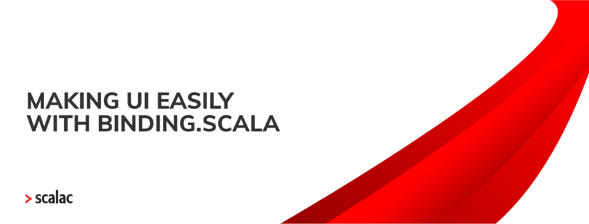 Making ui easily with binding.scala