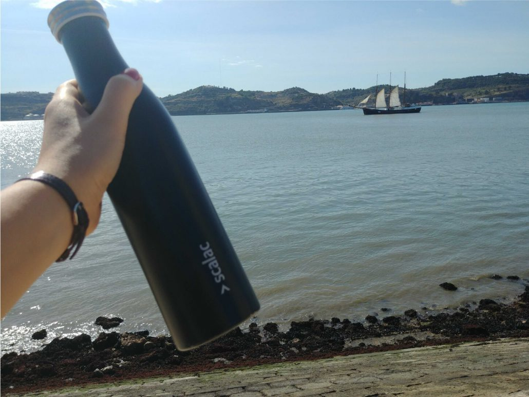 Eco Bottle Earth Day Scalac