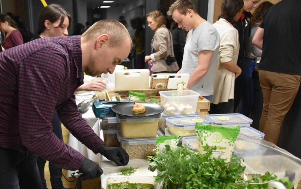 Less Waste workshops at Scalac