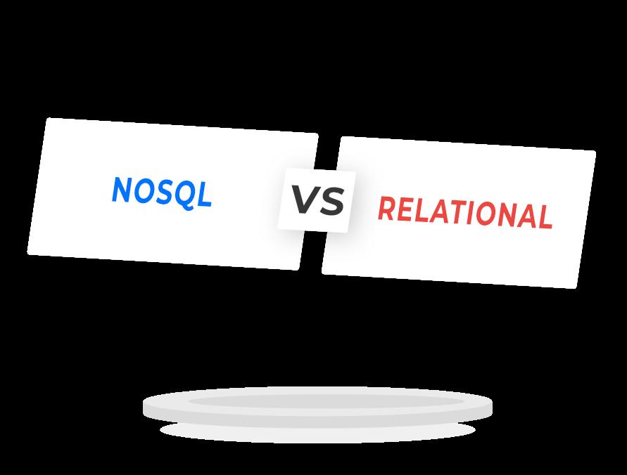 relational database vs nosql