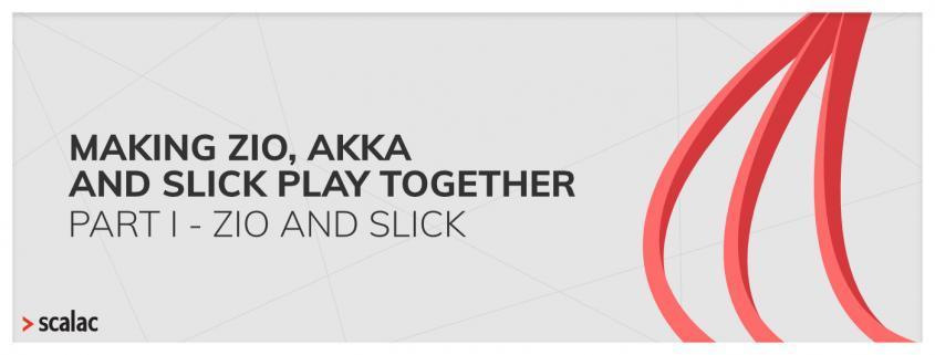 ZIO AKKA SLICK Integration